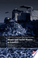 Pollution Control and Resource Recovery Book