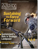 Army Logistician  Professional Bulletin of United States Army Logistics