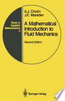 A Mathematical Introduction to Fluid Mechanics Book
