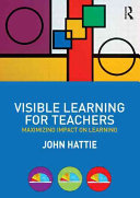 VISIBLE LEARNING FOR TEACHERS HATTI
