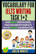 Vocabulary for Ielts Writing Task 1  2
