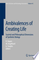 Ambivalences Of Creating Life PDF