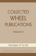 Collected Wheel Publications Volume IV