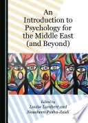 An Introduction to Psychology for the Middle East  and Beyond
