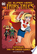 Supergirl and the Cinder Games Book