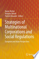 Strategies Of Multinational Corporations And Social Regulations Book PDF