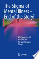The Stigma of Mental Illness   End of the Story