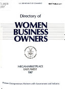 Directory of Women Business Owners