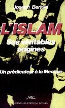 Pdf L'islam, ses véritables origines Telecharger