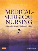 Clinical Companion for Medical Surgical Nursing   E Book