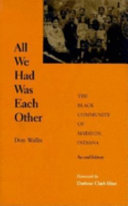 All We Had was Each Other ebook