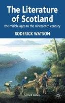 Literature of Scotland