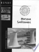 Nuclear Safeguards and the International Atomic Energy Agency