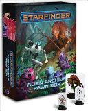 Starfinder Pawns Alien Archive Pawn Box
