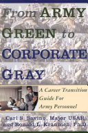 From Army Green to Corporate Gray