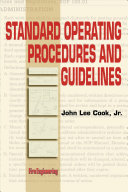 Standard Operating Procedures and Guidelines ebook
