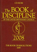 The Book of Discipline   The Book of Resolutions 2008 Book