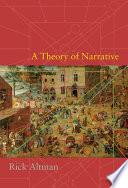 A Theory of Narrative Pdf/ePub eBook