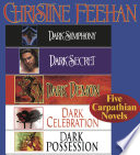 Christine Feehan 5 CARPATHIAN NOVELS