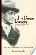 The Dream Dancers  Volume One Book