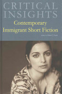 link to Contemporary immigrant short fiction in the TCC library catalog