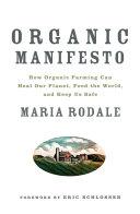 Pdf Organic Manifesto Telecharger