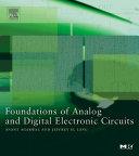 Foundations of Analog and Digital Electronic Circuits Pdf/ePub eBook