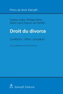 Pdf Droit du divorce Telecharger