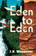 Pdf From Eden to Eden Telecharger