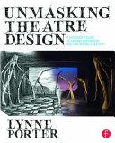 Unmasking Theatre Design Book PDF