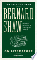 Bernard Shaw on Literature