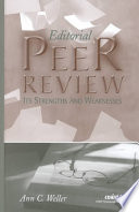 Editorial Peer Review