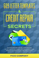 609 LETTER TEMPLATES and CREDIT REPAIR SECRETS