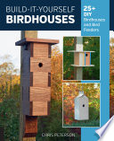 Build-It-Yourself Birdhouses