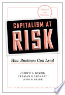 Capitalism at Risk  Updated and Expanded