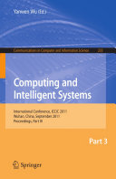 Computing and Intelligent Systems