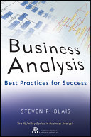 Business Analysis Pdf/ePub eBook