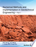 Numerical Methods and Implementation in Geotechnical Engineering – Part 1