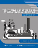 The Effective Manager s Guide to Organizational Behavior Book