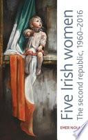 Five Irish women Book