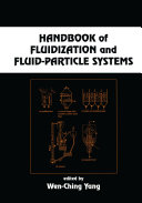 Handbook of Fluidization and Fluid Particle Systems