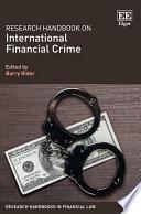 Research Handbook on International Financial Crime Book