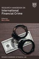 Pdf Research Handbook on International Financial Crime Telecharger