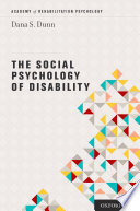 The Social Psychology Of Disability Book PDF