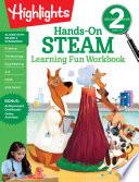 Second Grade Hands On STEAM Learning Fun Workbook