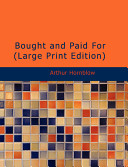 Free Bought and Paid For Book