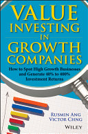 Value Investing in Growth Companies