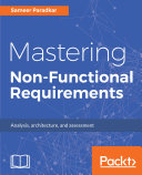 Pdf Mastering Non-Functional Requirements Telecharger