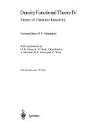 Density Functional Theory IV