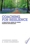 Coaching For Resilience Book PDF